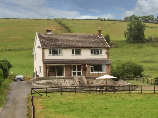 Holiday Cottage Reviews for Cwmgilla Farm - Self Catering Property in Knighton, Powys