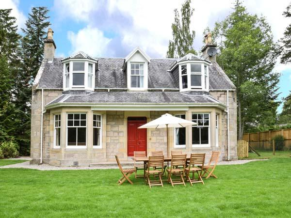 Holiday Cottage Reviews for Coille Ghlas - Holiday Cottage in Grantown On Spey, Highlands