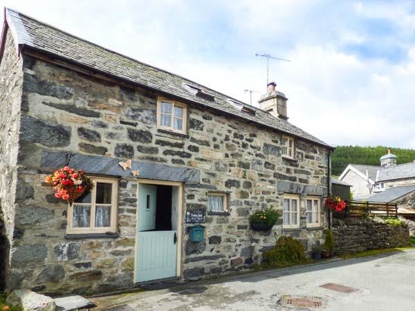 Holiday Cottage Reviews for Treflys Bach - Holiday Cottage in Penmachno, Conwy