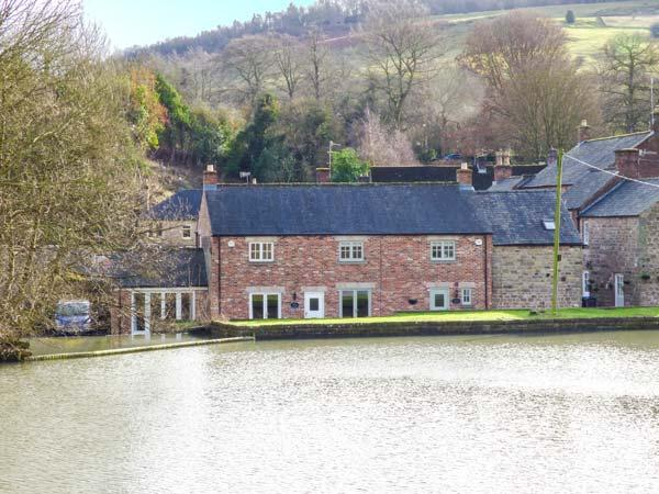 Weir Cottage on the Mill Pond