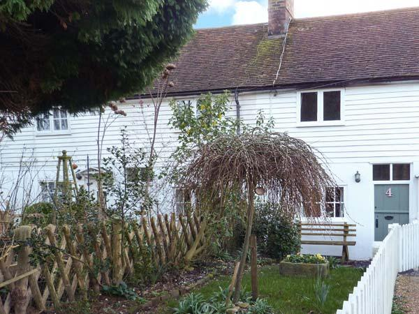 Holiday Cottage Reviews for 4 Roberts Row - Cottage Holiday in Rye, East Sussex