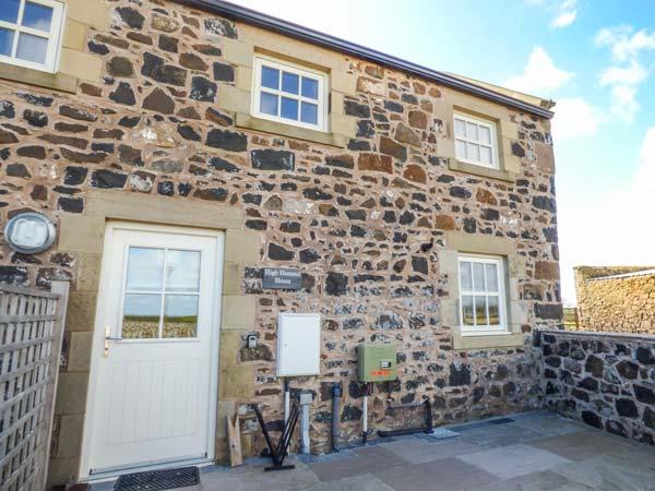 Holiday Cottage Reviews for High Hemmel House - Self Catering Property in Embleton, Northumberland