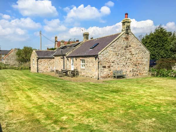 Holiday Cottage Reviews for The Reading Rooms - Self Catering in North Charlton, Northumberland