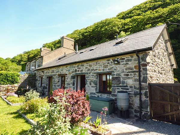 Holiday Cottage Reviews for Ysgubor Penmaen - Holiday Cottage in Harlech, Gwynedd