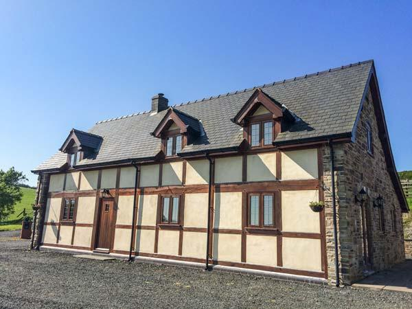 Holiday Cottage Reviews for The Old House - Self Catering Property in Llanidloes, Powys