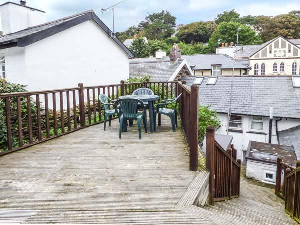 Holiday Cottage Reviews for The Mackerel - Self Catering Property in Charlestown, Cornwall inc Scilly