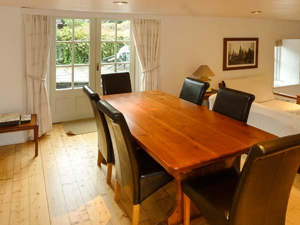 Holiday Cottage Reviews for The Bothy - Self Catering in Lymington, Hampshire