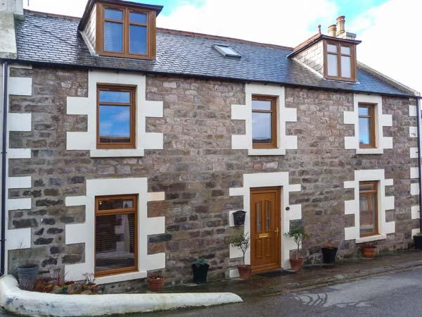 Holiday Cottage Reviews for 2 Craigenroan Place - Holiday Cottage in Portessie, Moray