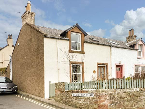 Holiday Cottage Reviews for 1 Blinkbonny Cottages - Self Catering Property in St Boswells, Scottish Borders