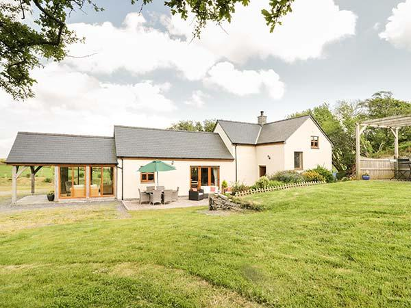 Holiday Cottage Reviews for Glan Gors - Holiday Cottage in Denbigh, Denbighshire