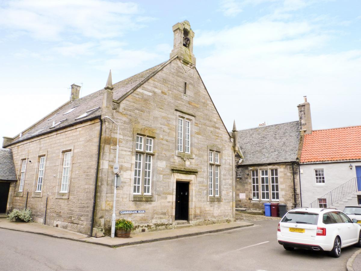 Holiday Cottage Reviews for 2 Cunninghame House - Holiday Cottage in Culross, Fife