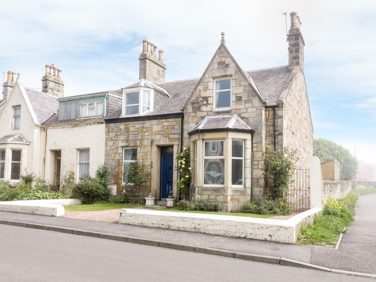 Holiday Cottage Reviews for Castle Cliff - Holiday Cottage in Anstruther, Fife