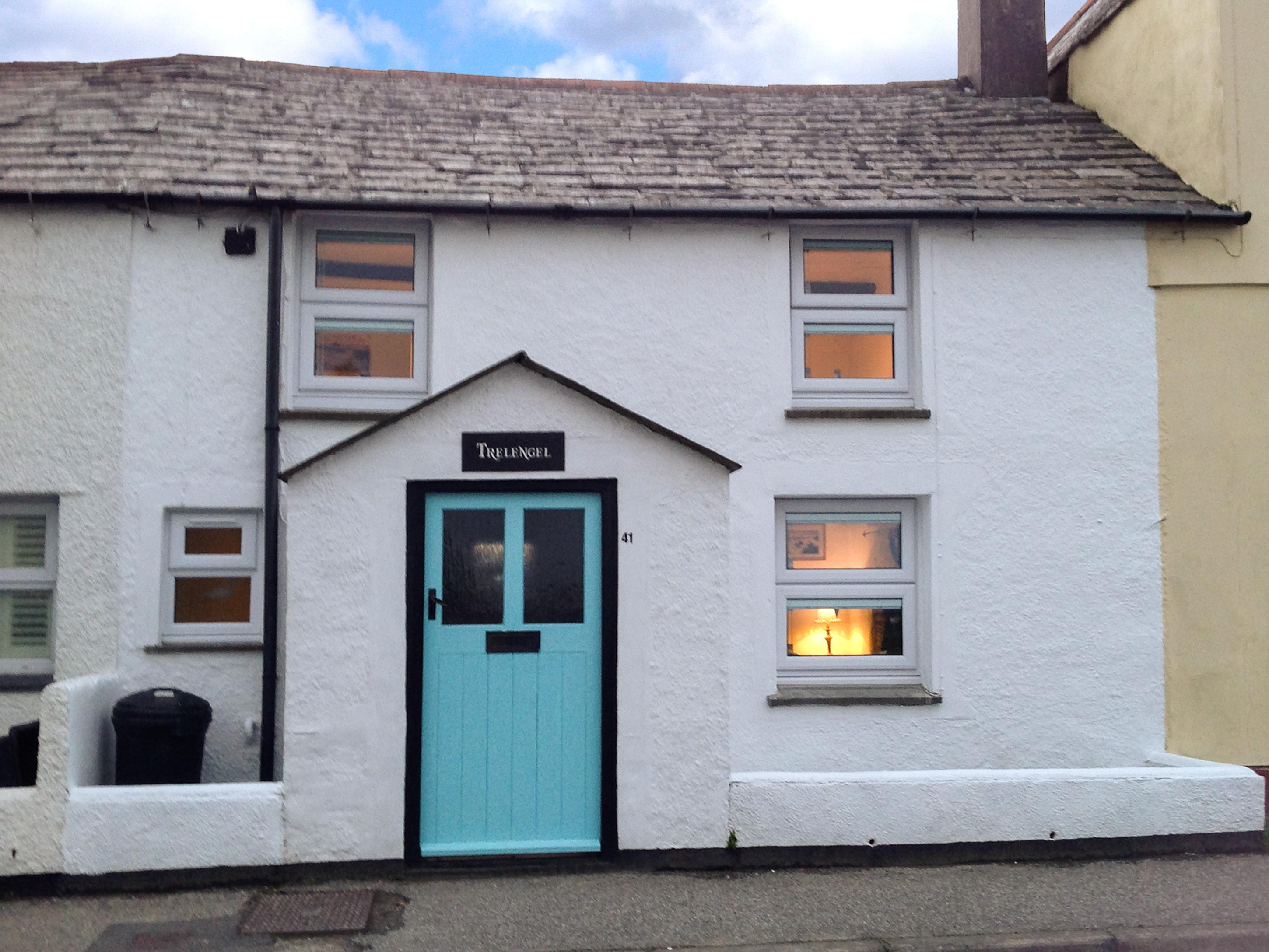 Holiday Cottage Reviews for Trelengel - Holiday Cottage in Delabole, Cornwall inc Scilly