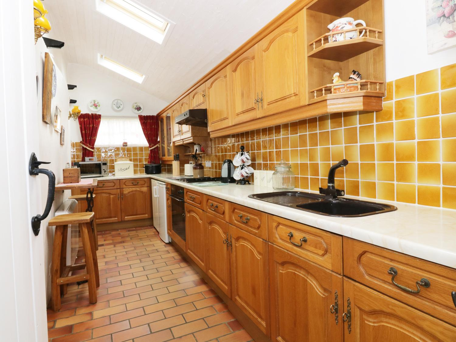 Holiday Cottage Reviews for Bron Berllan Uchaf - Self Catering in Dyserth, Denbighshire