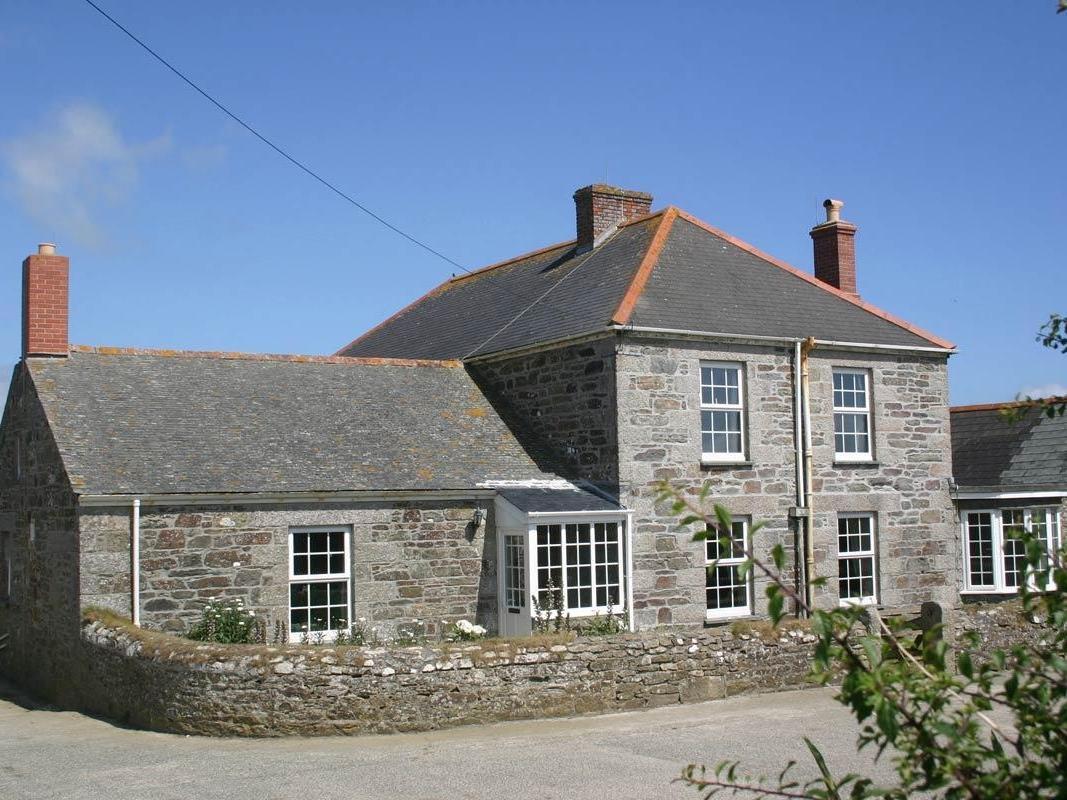 Hingey Farm House