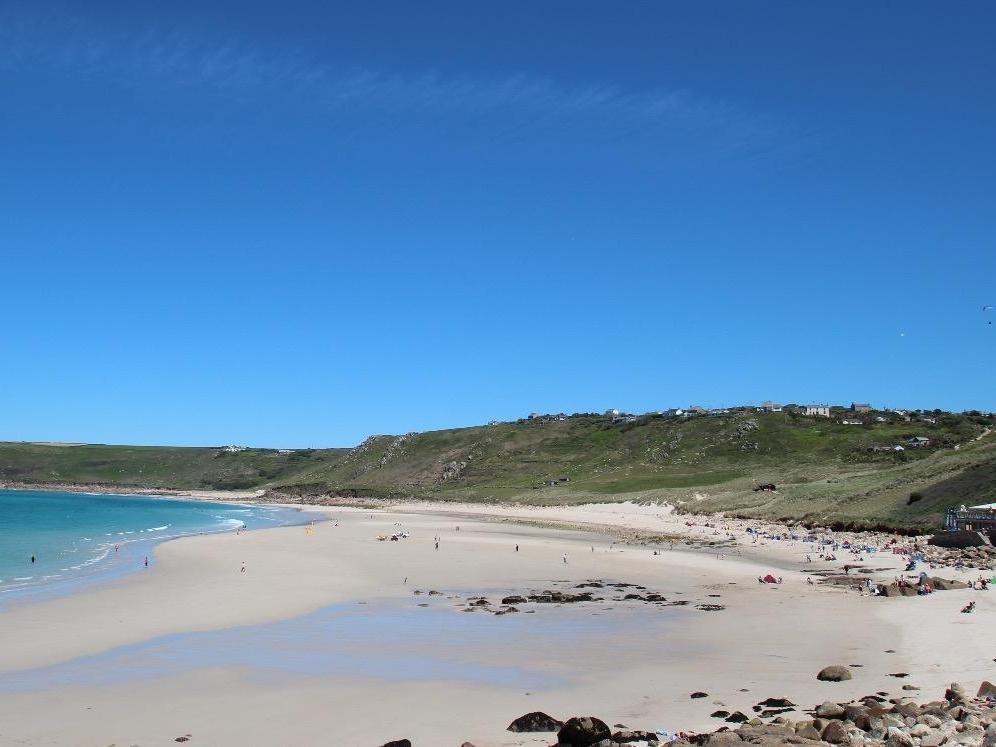 Holiday Cottage Reviews for Tregean Cottage - Holiday Cottage in Sennen Cove, Cornwall inc Scilly