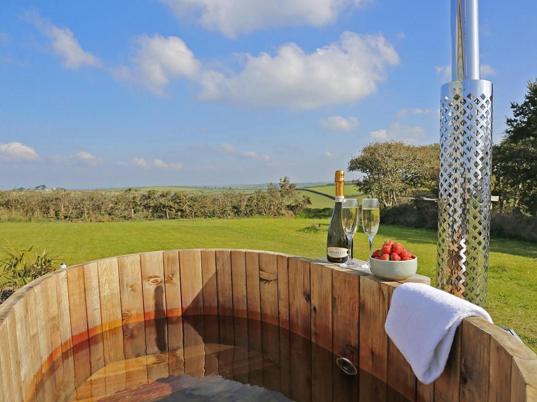 Holiday Cottage Reviews for Kerensa - Holiday Cottage in Crackington Haven, Cornwall inc Scilly