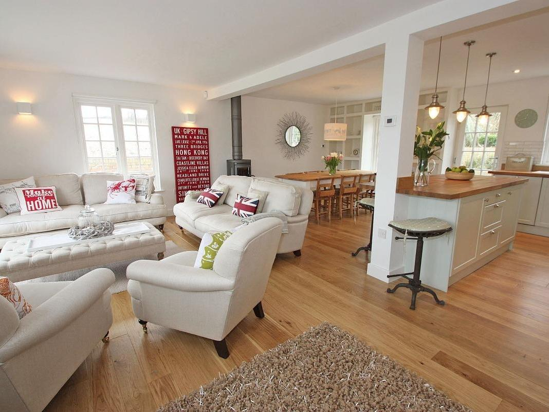 Holiday Cottage Reviews for Kismet - Holiday Cottage in Padstow, Cornwall inc Scilly