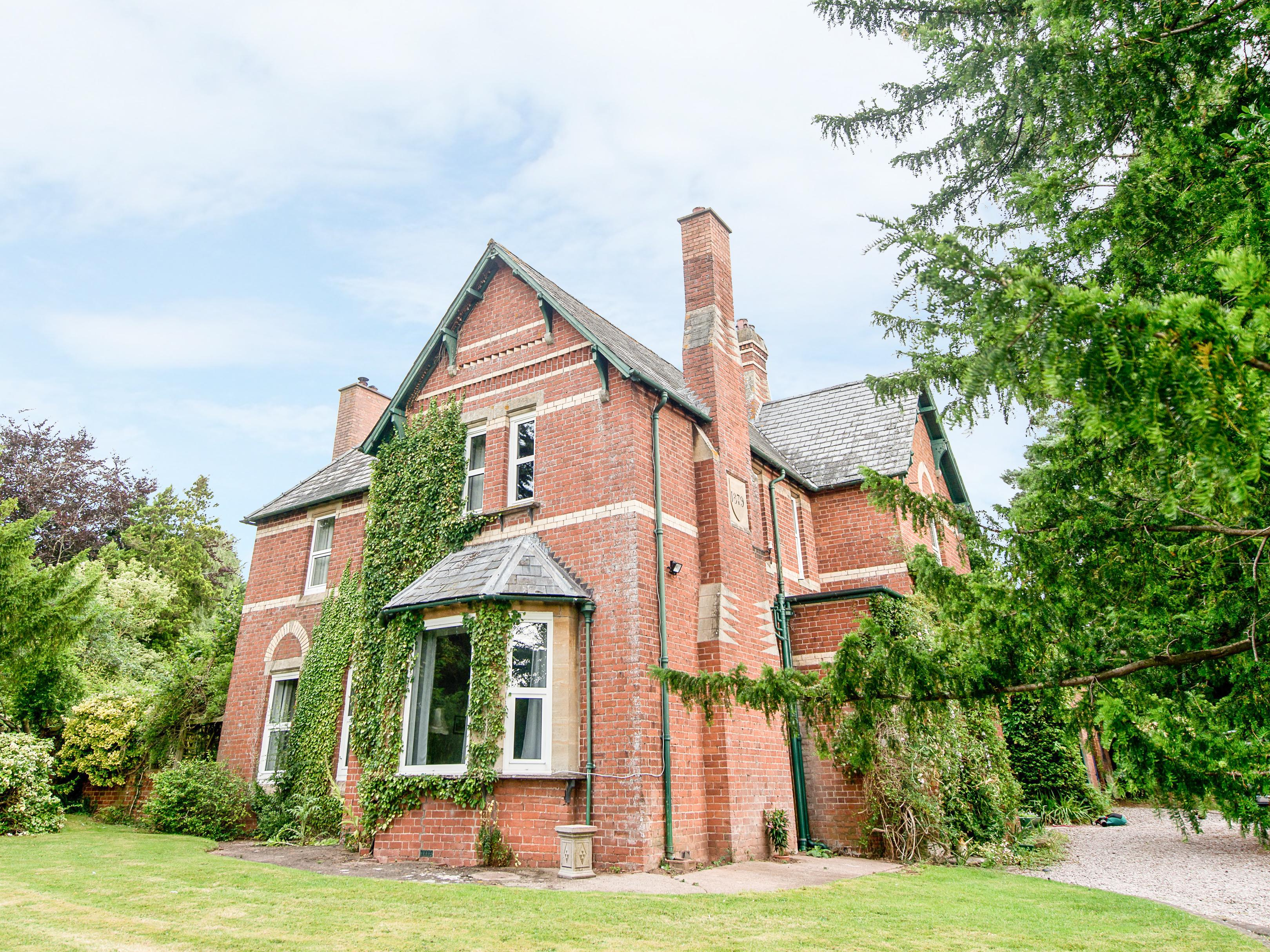Holiday Cottage Reviews for The Old Vicarage - Holiday Cottage in Peterchurch, Herefordshire