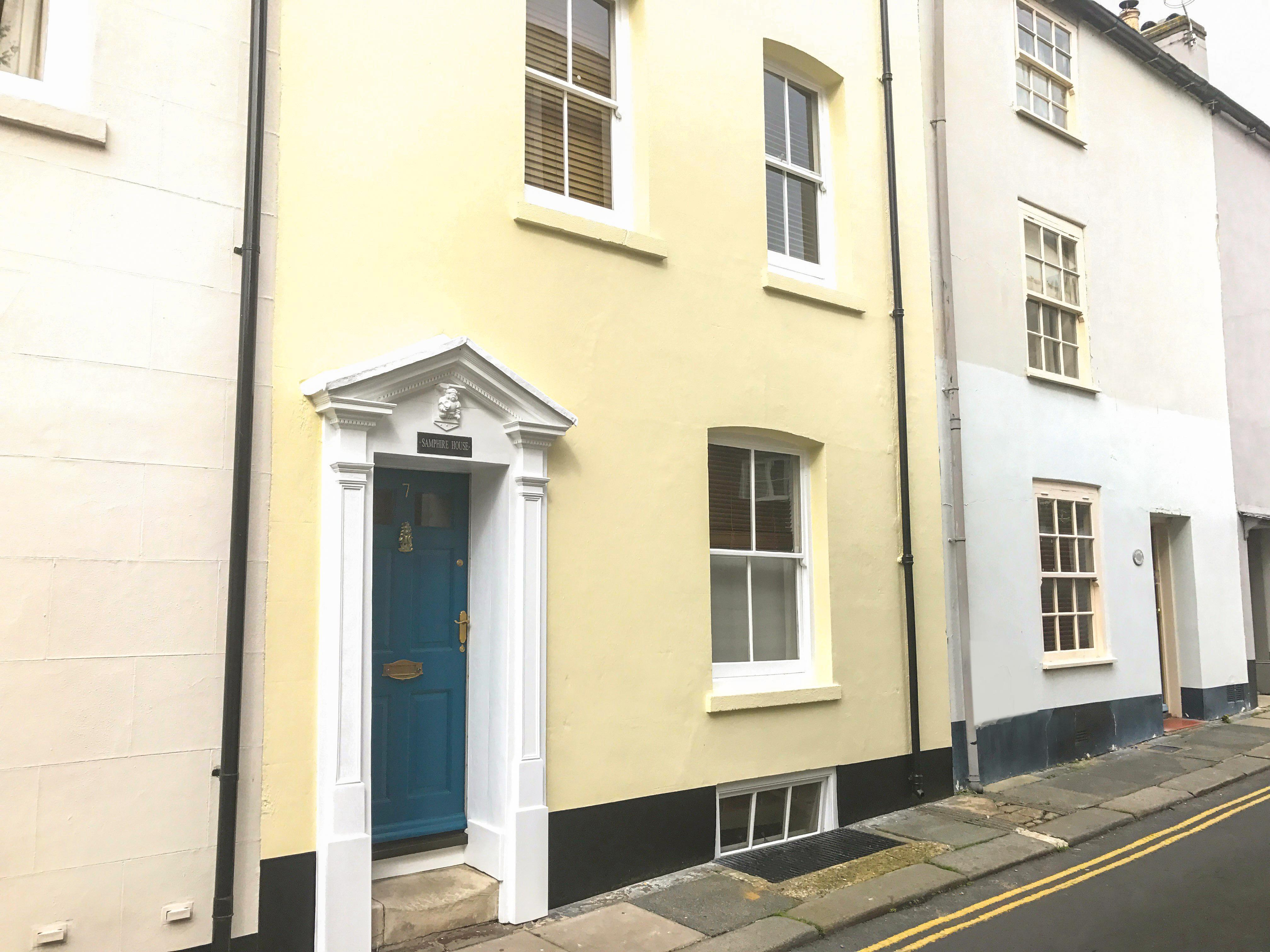 Holiday Cottage Reviews for Samphire - Holiday Cottage in Deal, Kent