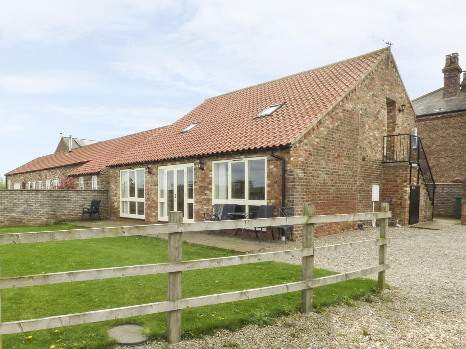Holiday Cottage Reviews for The Cart Shed - Self Catering in York, North Yorkshire