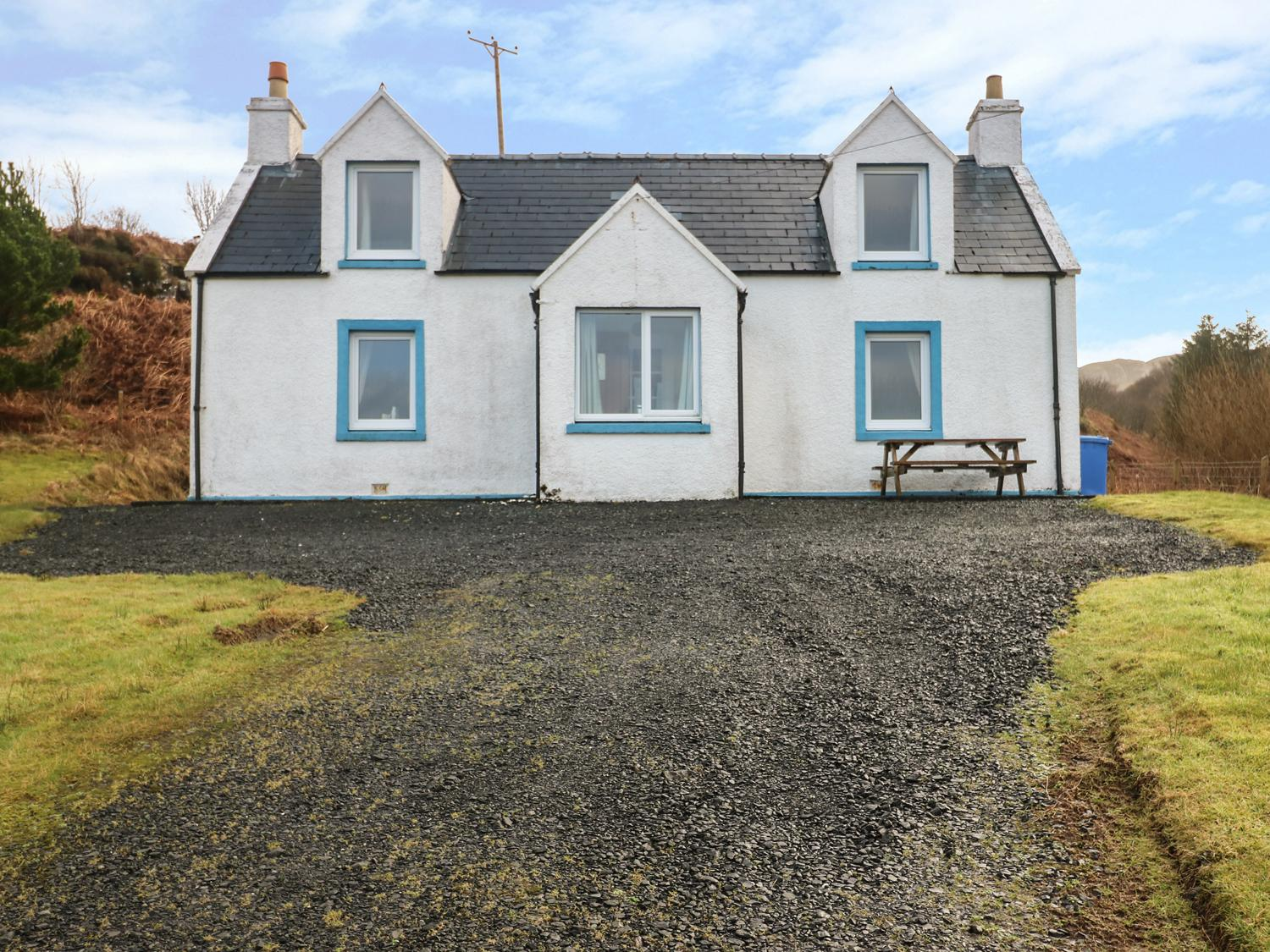 Holiday Cottage Reviews for Bayview House - Holiday Cottage in Carbost, Highlands