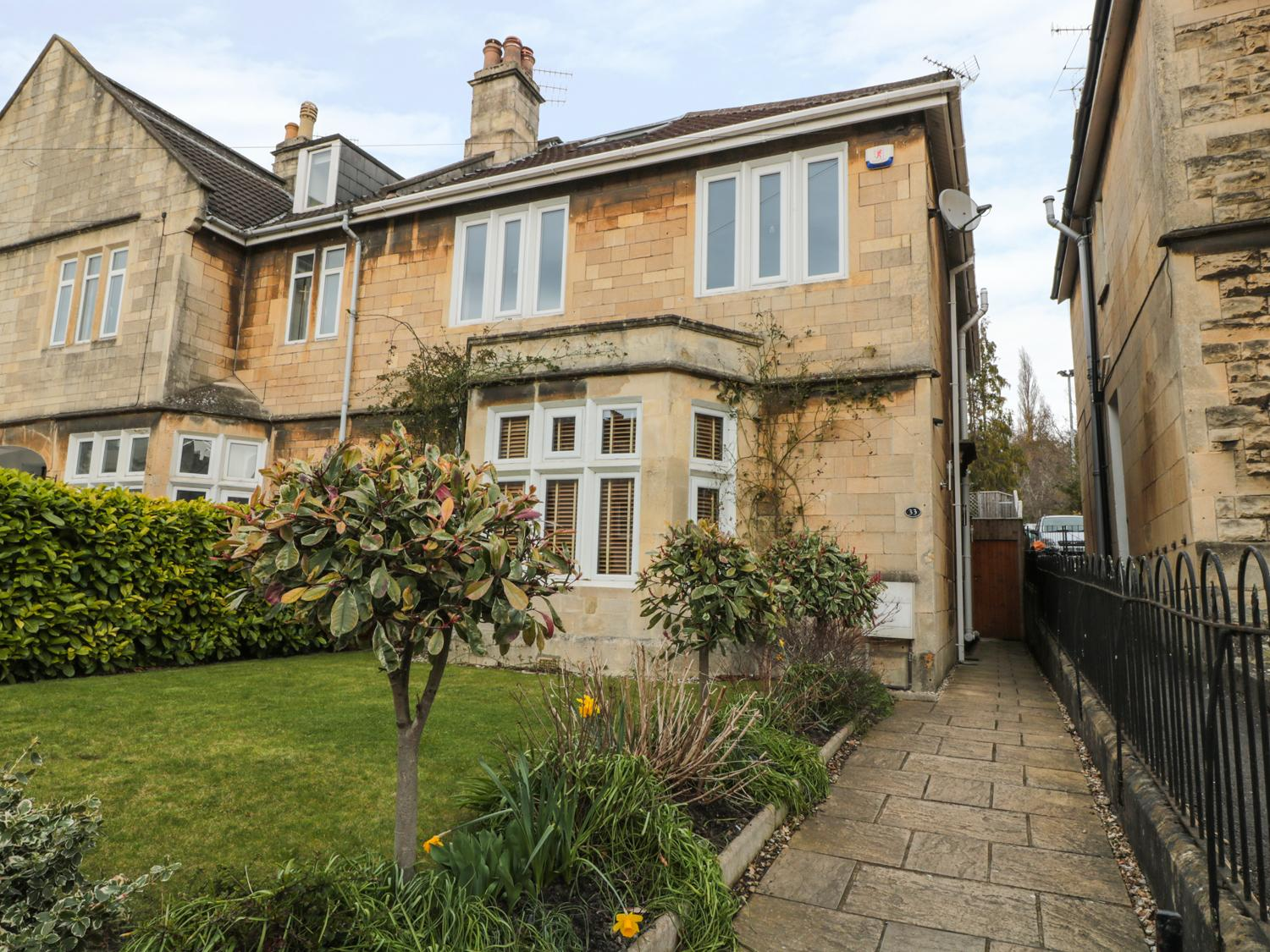 Holiday Cottage Reviews for 33 Crescent Gardens - Holiday Cottage in Bath, Somerset