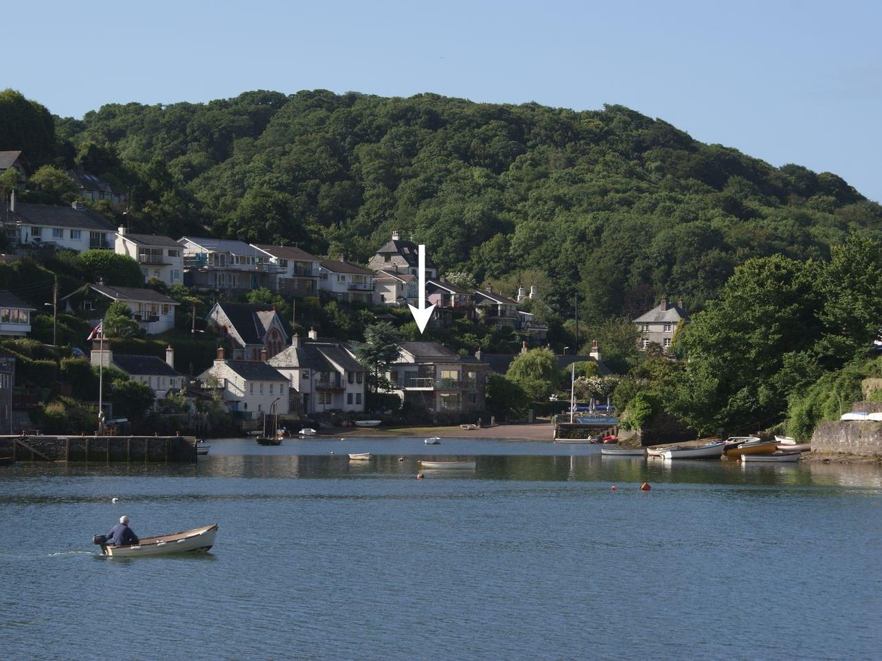Holiday Cottage Reviews for Tidal Waters - Holiday Cottage in Noss Mayo, Devon