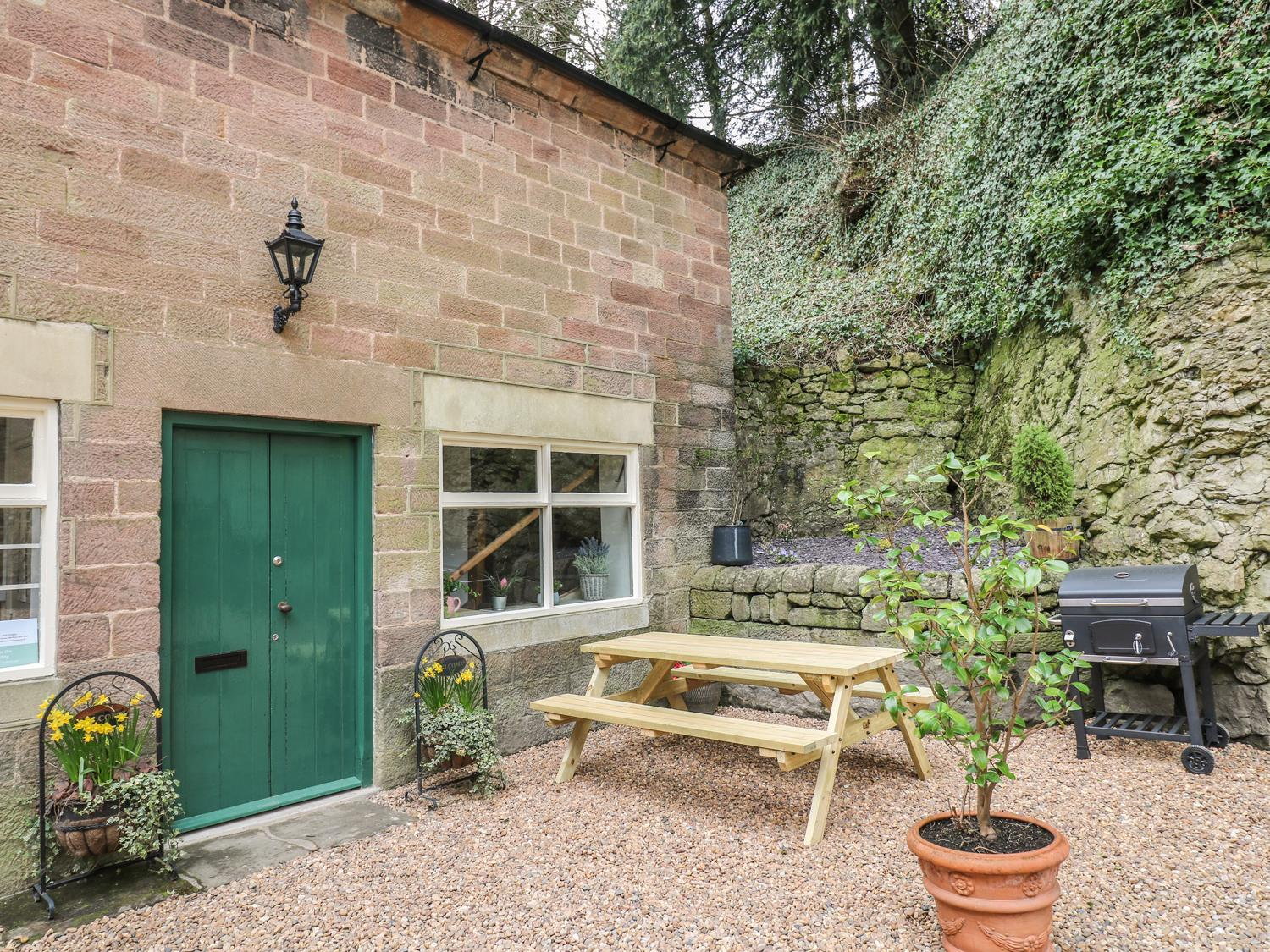 Holiday Cottage Reviews for The Carriage House - Holiday Cottage in Cromford, Derbyshire