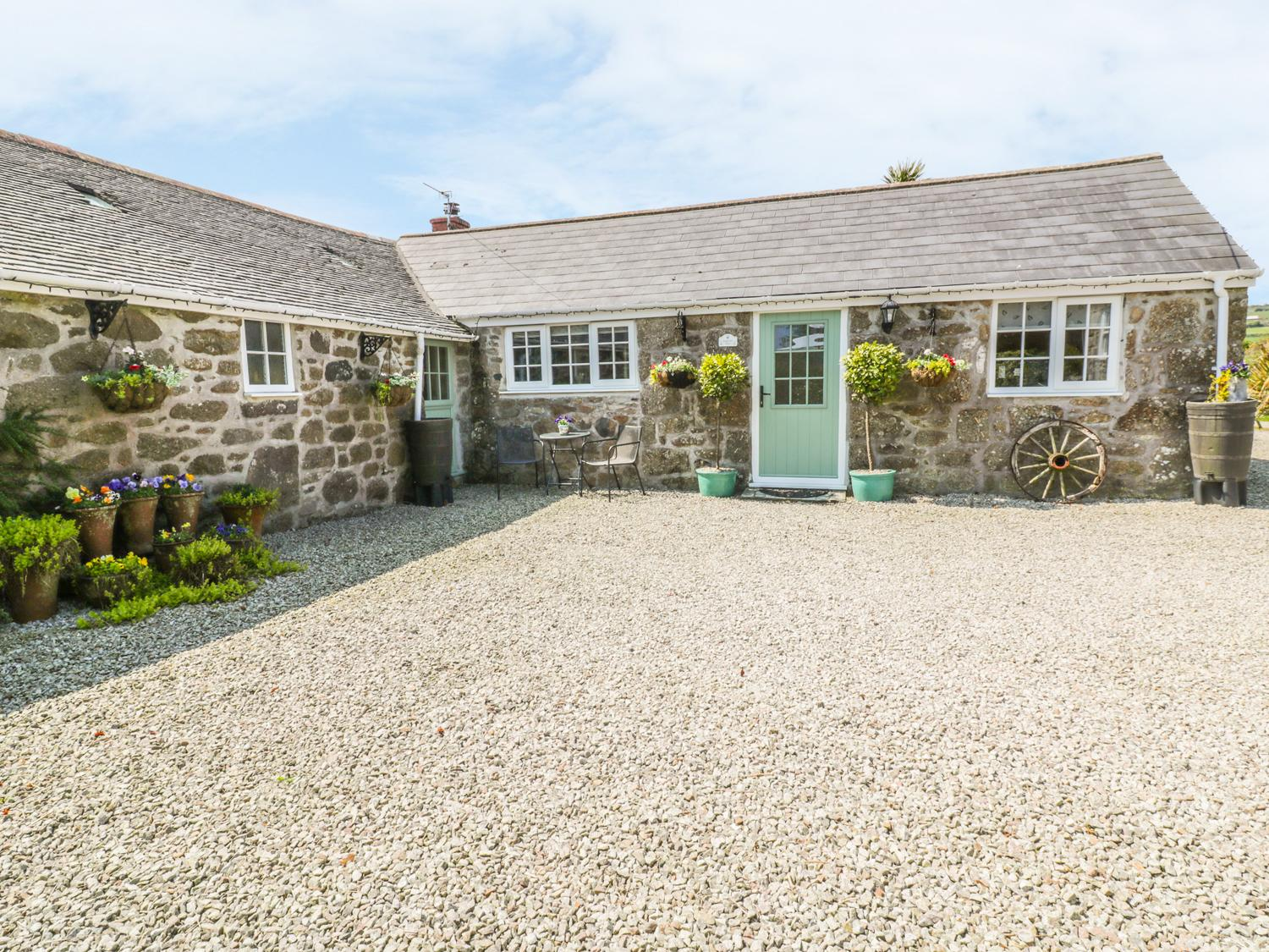 Holiday Cottage Reviews for Anjarden Byre - Holiday Cottage in Newlyn, Cornwall inc Scilly