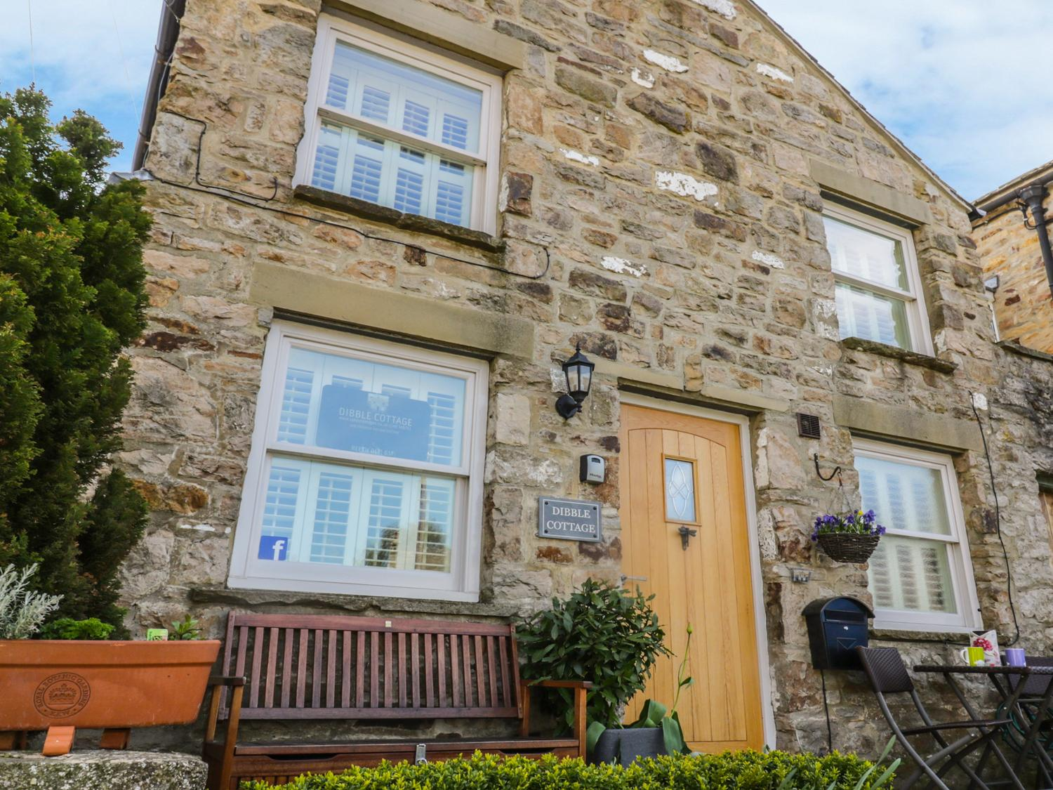 Holiday Cottage Reviews for Dibble Cottage - Cottage Holiday in Reeth, North Yorkshire