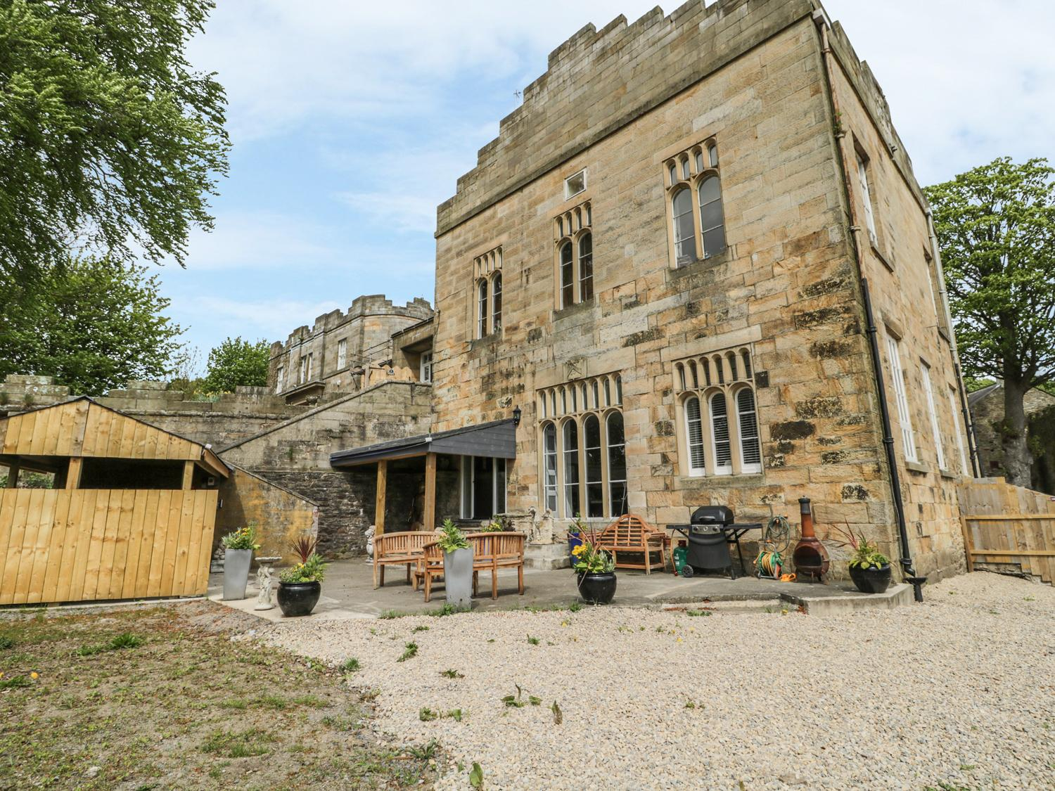 Holiday Cottage Reviews for 4 The Castle - Holiday Cottage in Stanhope, Durham