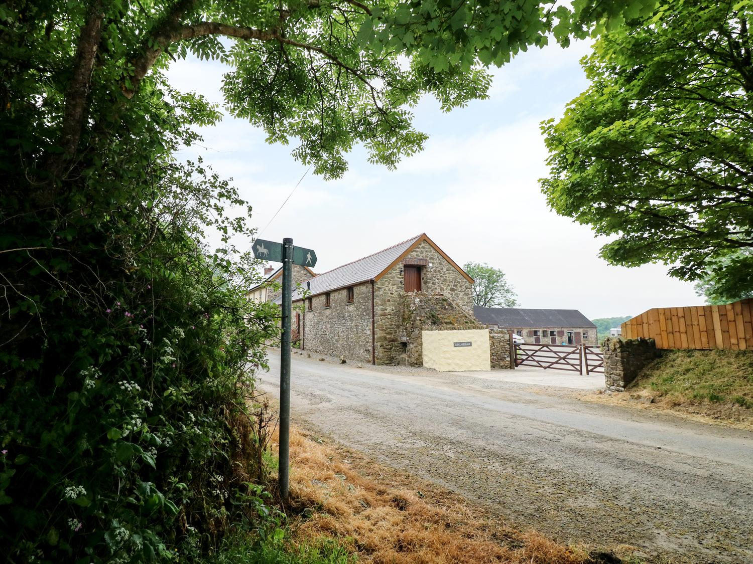 Holiday Cottage Reviews for The Corn Loft - Holiday Cottage in Haverfordwest, Pembrokeshire