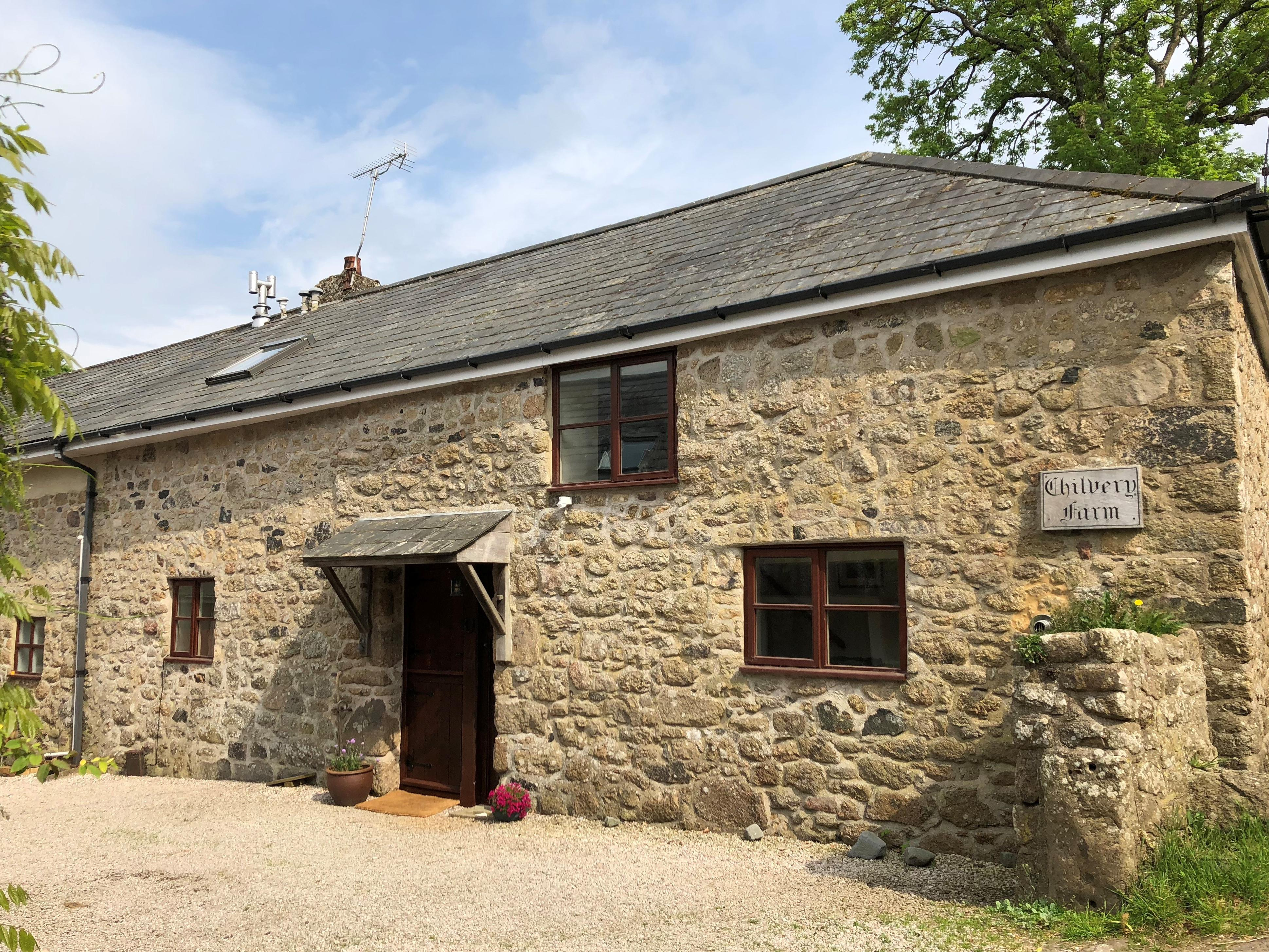 Holiday Cottage Reviews for Chilvery Farm Cottage - Holiday Cottage in Throwleigh, Devon