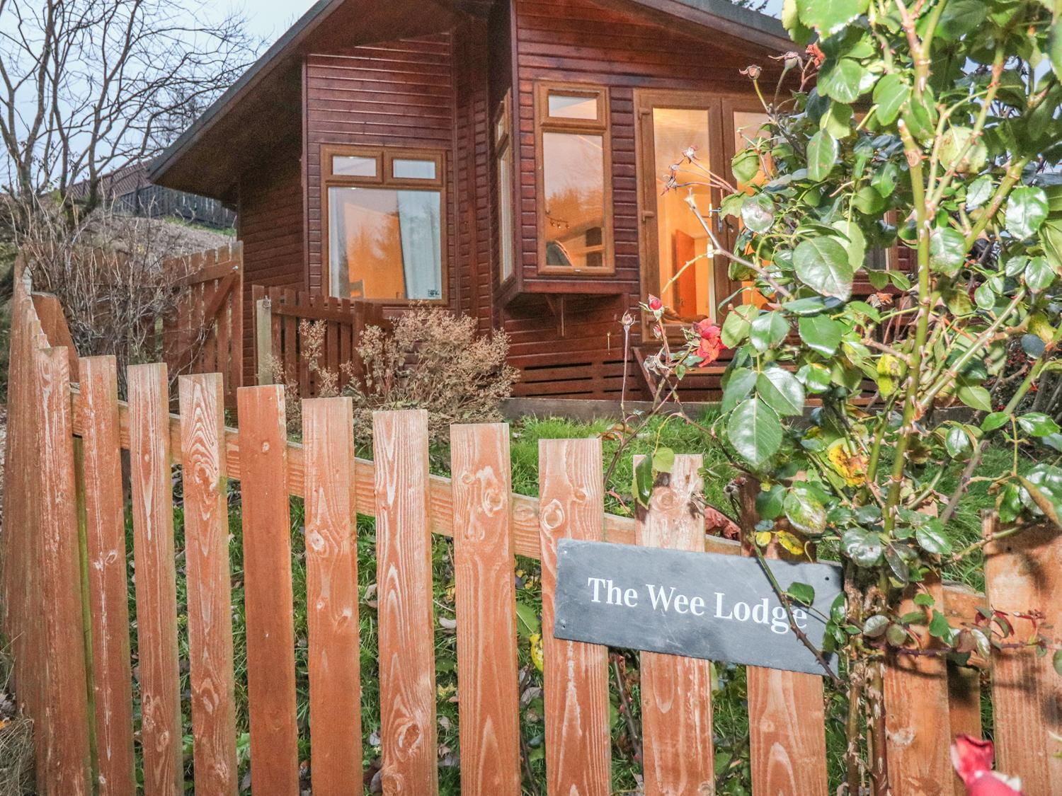 Holiday Cottage Reviews for The Wee Lodge - Holiday Cottage in Dollar, Perth and Kinross
