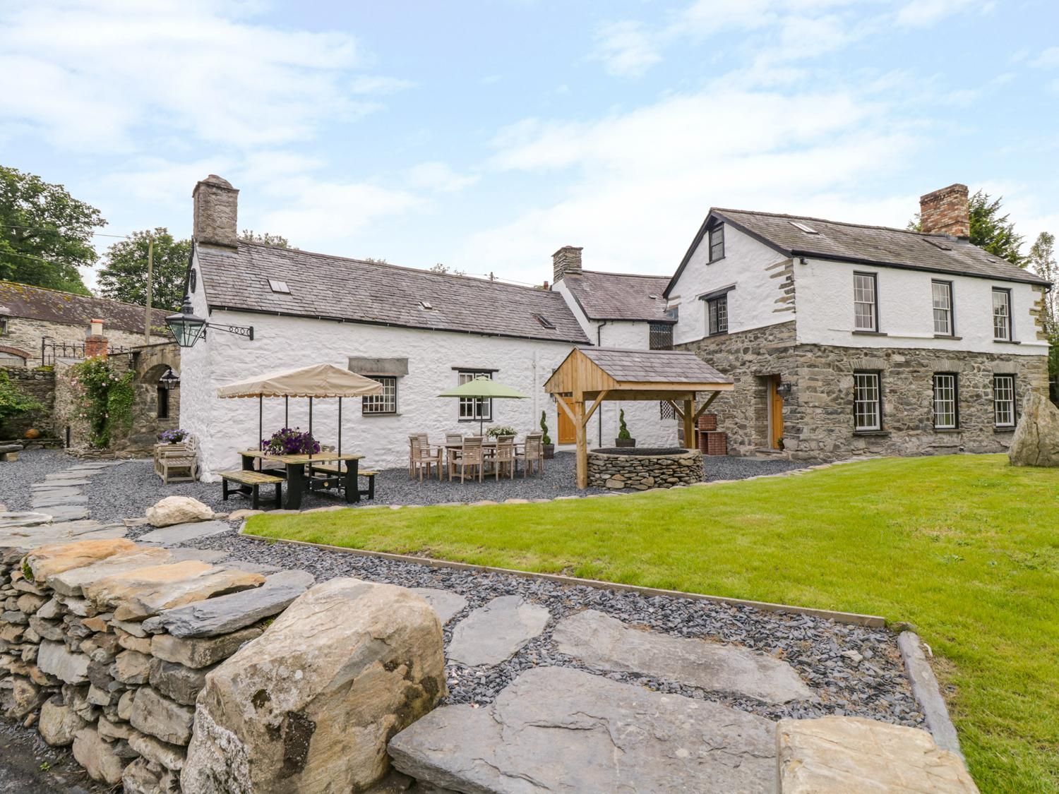 Holiday Cottage Reviews for The Druids - Holiday Cottage in Corwen, Denbighshire