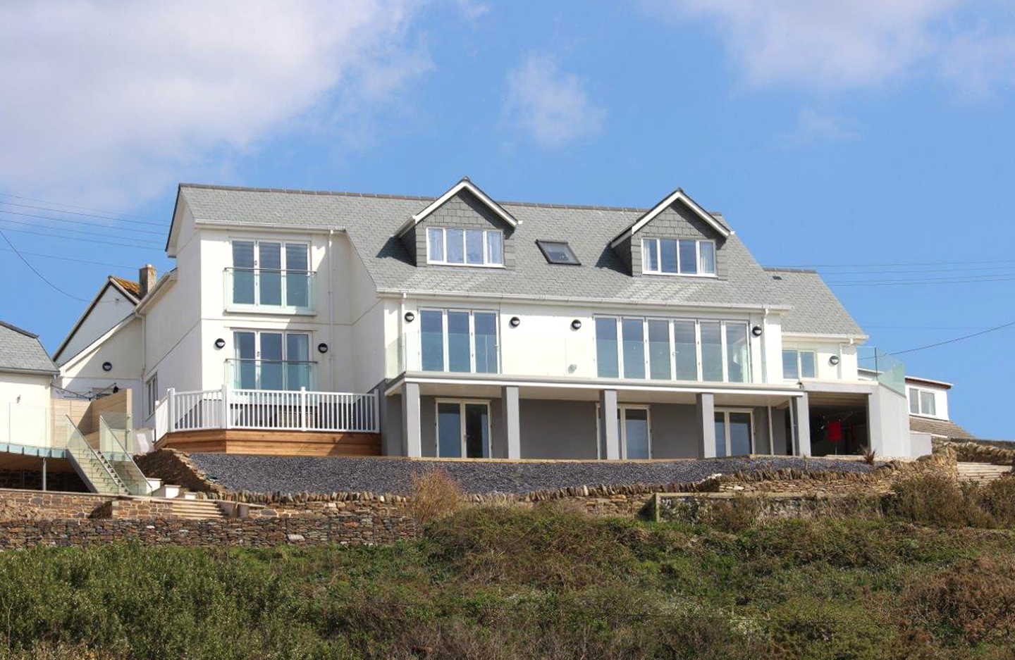 Holiday Cottage Reviews for Seagulls Perch - Holiday Cottage in Mawgan Porth, Cornwall inc Scilly
