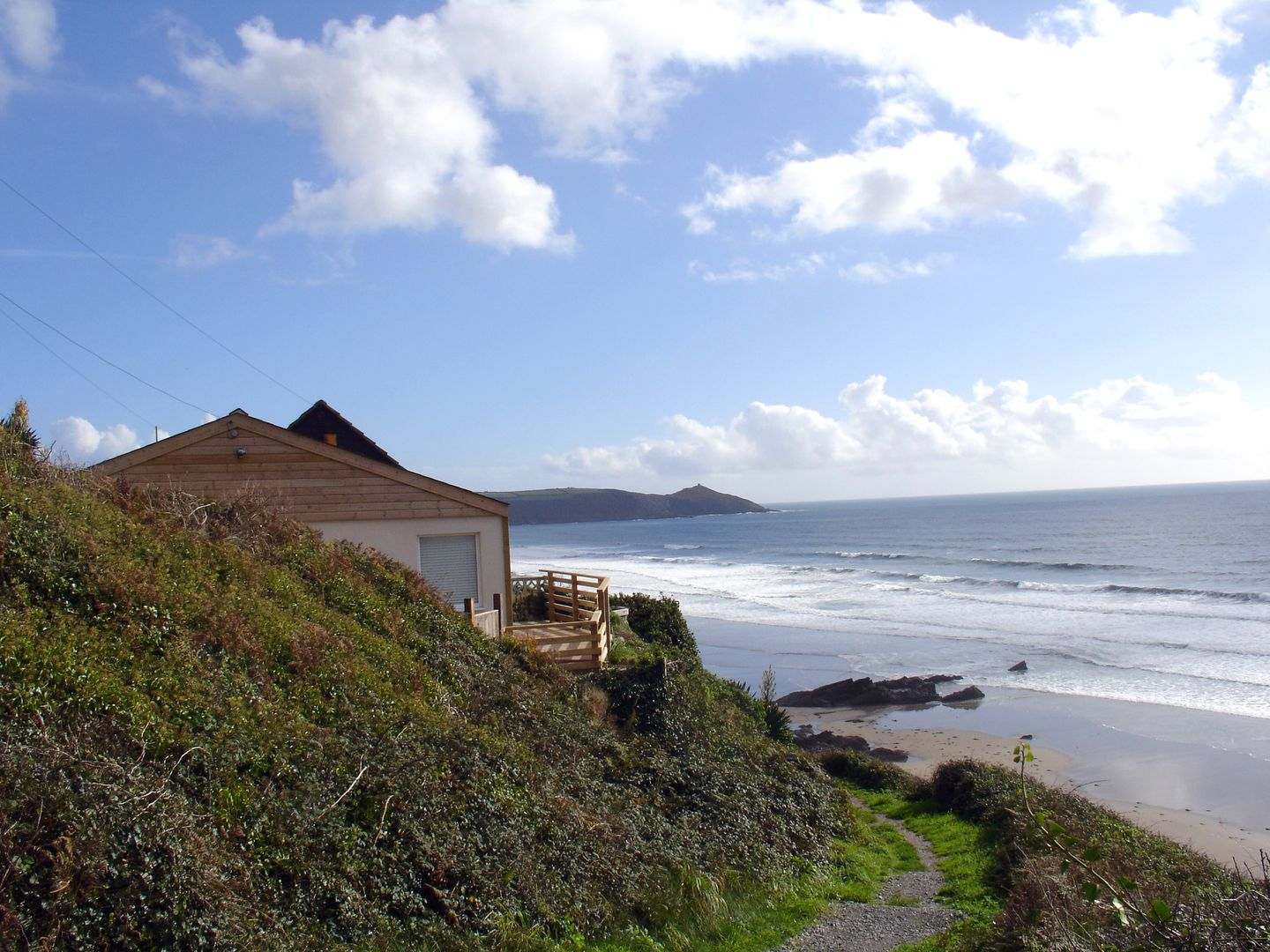 Holiday Cottage Reviews for Selvecia - Holiday Cottage in Whitsand Bay, Cornwall inc Scilly