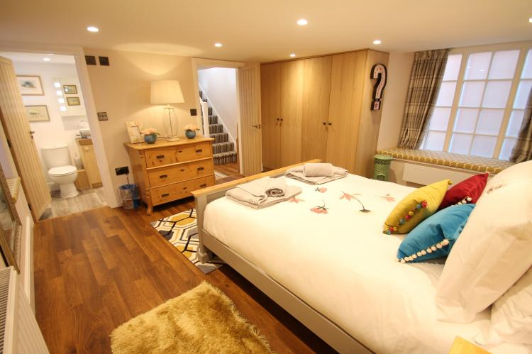 Stone Barn Holiday Cottage In Minehead14