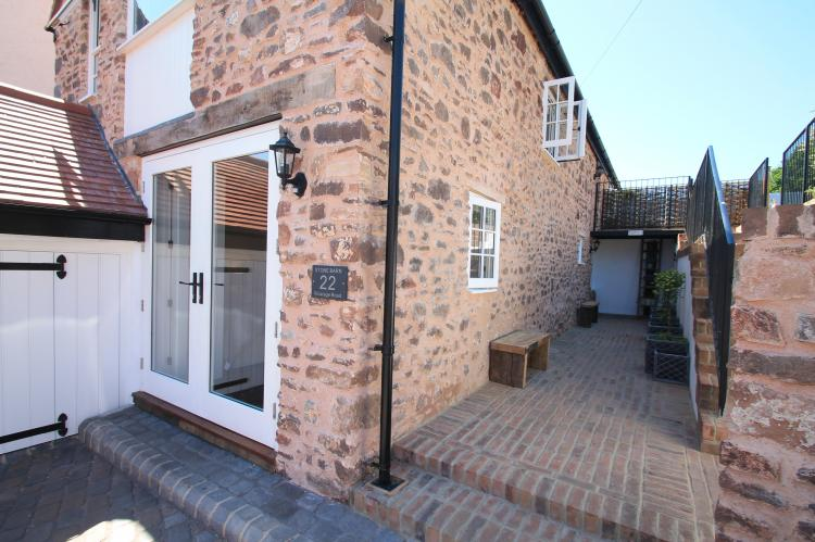 Stone Barn Holiday Cottage In Minehead8