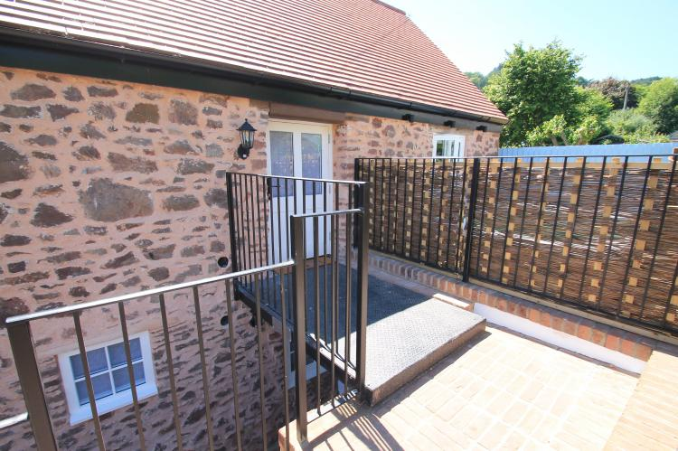 Stone Barn Holiday Cottage In Minehead9