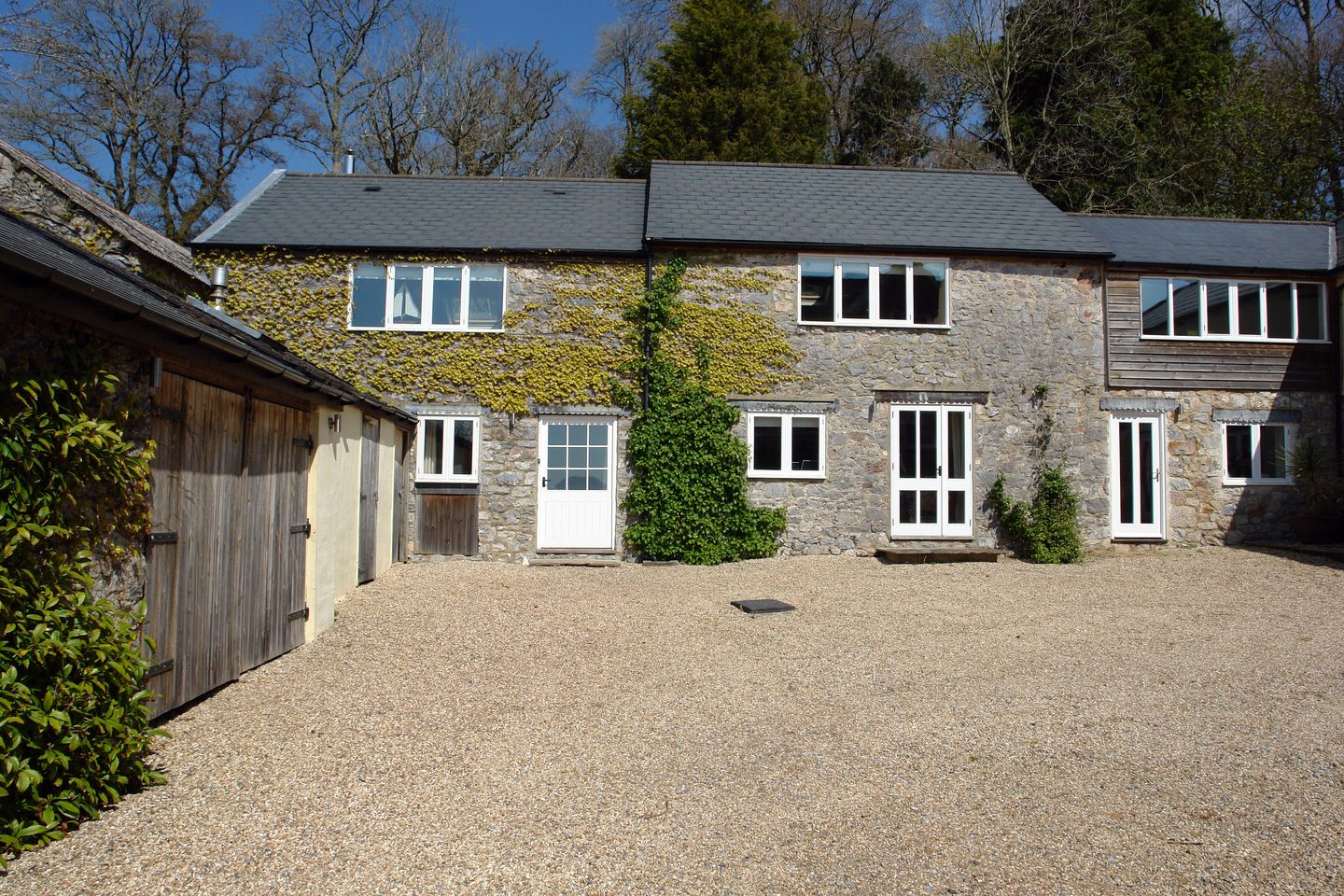 Holiday Cottage Reviews for The Barn - Holiday Cottage in Chudleigh, Devon