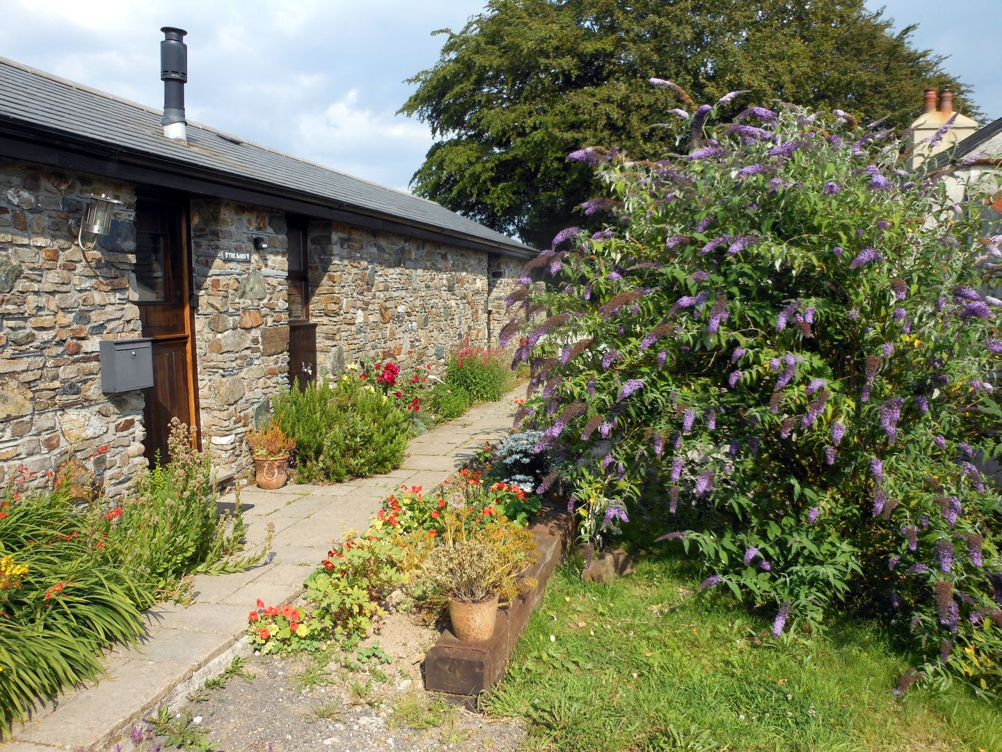 Holiday Cottage Reviews for The Barn - Holiday Cottage in Mary Tavy, Devon