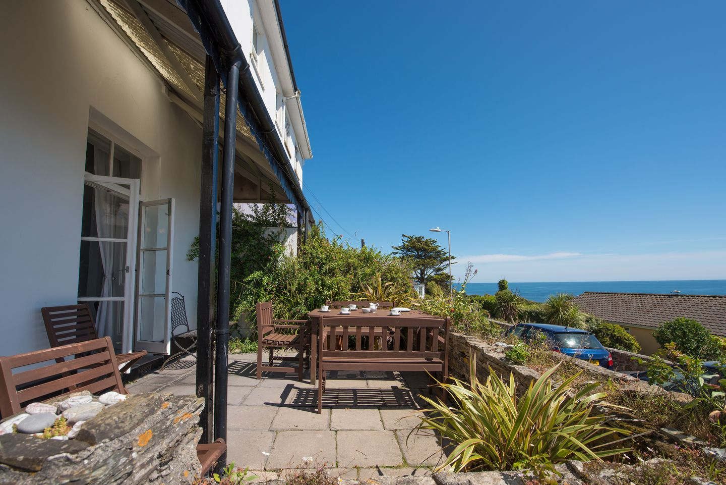 Holiday Cottage Reviews for The Captains House - Holiday Cottage in Downderry, Cornwall inc Scilly