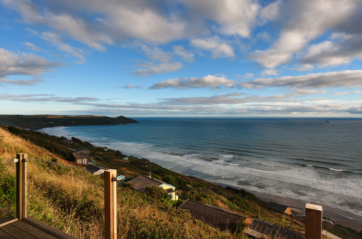 The Dell Holiday Cottage In Whitsand Bay17