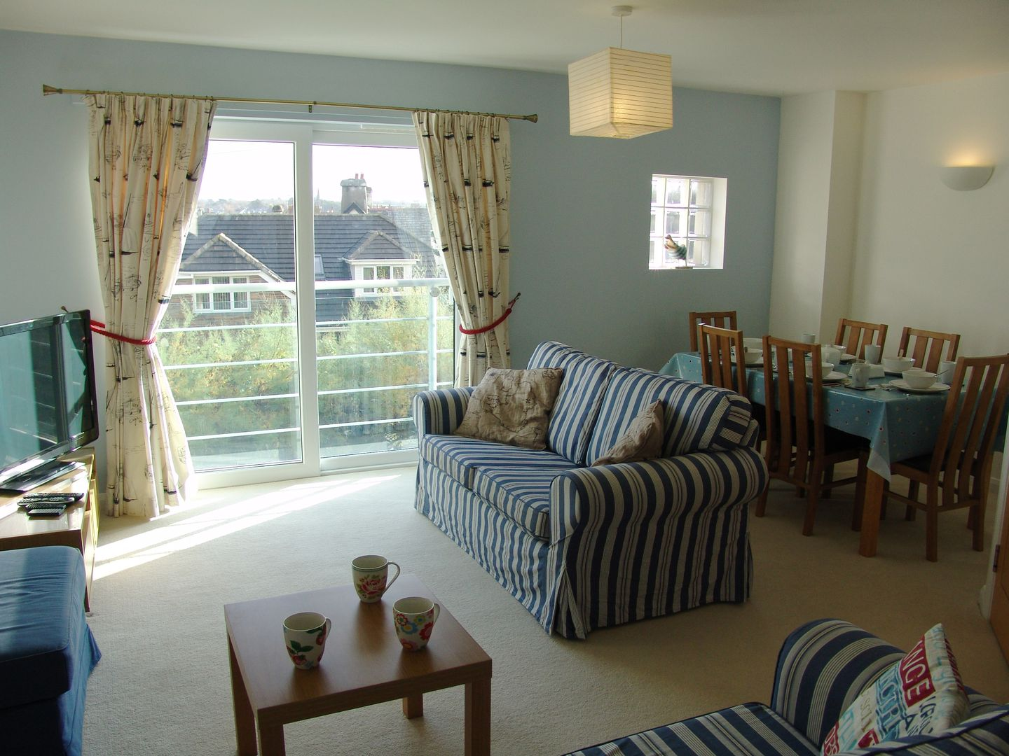 The Loft Holiday Cottage Bude10