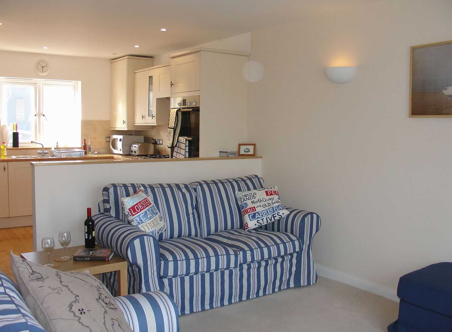 The Loft Holiday Cottage Bude12