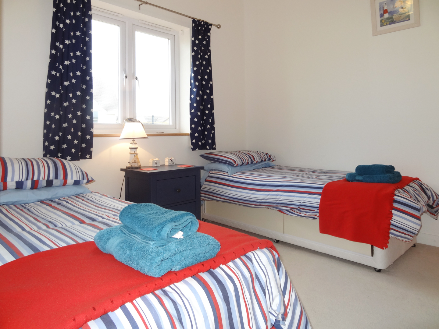 The Loft Holiday Cottage Bude4