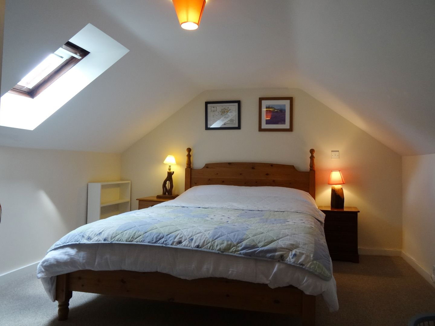 The Old Engine House Tretoil Bodmin Double Bedroom