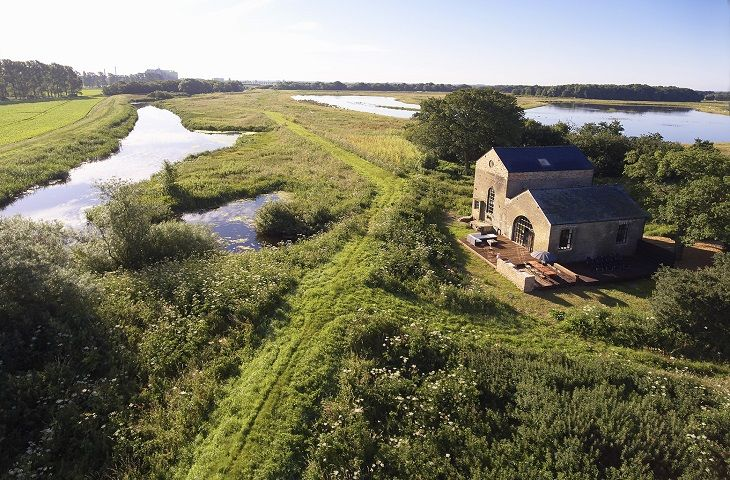 Holiday Cottage Reviews for The Pumphouse - Self Catering in Downham Market, Norfolk